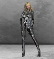 Ainsley Killer Catsuit by Aszmo
