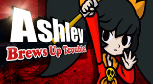 Ashley: Brews Up Trouble! by Kyon000