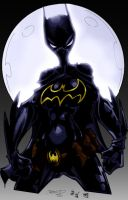 Bat Girl by Cool-user-name
