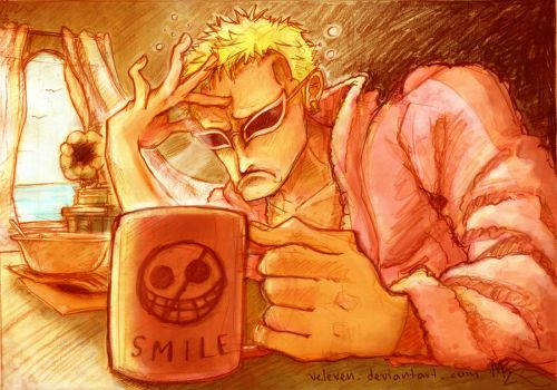 OP - Coffee for Doffy by Veleven