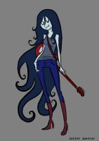 Marceline by jaliet