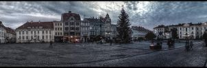 Bydgoszcz (Panorama|HDR) by skywalkerdesign