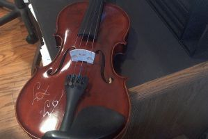 2 signatures by Lindsey Stirling by SplitMindBunny