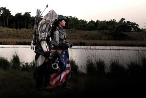 AC III - Remember.... we are better together. by RBF-productions-NL