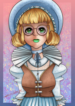 Bonnet by Cup-of-VictoryTea