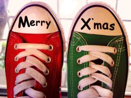 Merry X'mas! by momentsaw
