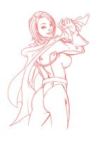 Power Girl by stalk
