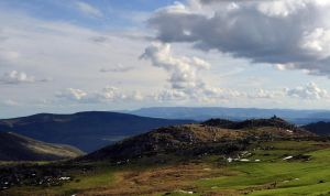 cevennes in the spring by jynto