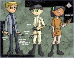 Star Wars Fan Characters by mpcp13