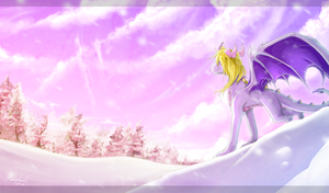 .:Snow Wish:. by Rorita-Sakura