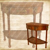Entry Table by Just-A-Little-Knotty