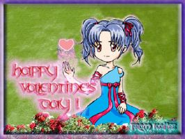 happy valentines to all by kaijee