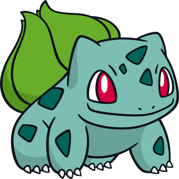 Bulbasaur by MonsterMMORPG