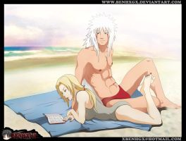 SUMMER SANNIN by BENHXGX