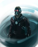 Star Lord by jrob81