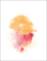 Orange by dawowcow