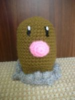 Diglett by CataCata23