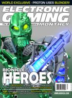 Bionicle - Parody Cover by ChrisHanel