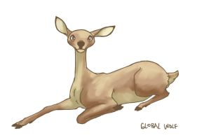 Deery by global-wolf