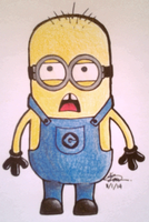 Day 8: The Minion by Kitty-xx