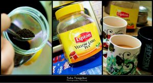 For the Love of Tea by ttpixelzz