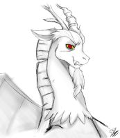 "MLP: Discord ""Sketch"" by ss2sonic"