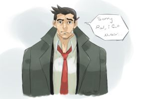 +Dick_Gumshoe_Coloured+ by Chinchikurin