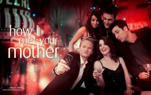 How I met your mother by Amro0