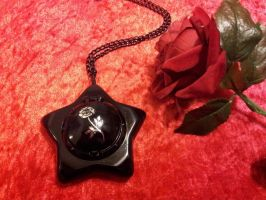 Sailor Moon Star Locket - Tuxedo Mask ispired 05 by ReproMan74