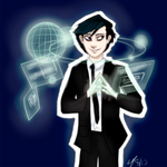 Artemis Fowl and Glowy Things by Moozy6
