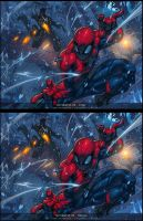 Ultimates 3 Issue2 Page2spread by liquidology