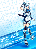 Inti CTL-480 Redesign Poster by ABloodyCanadian