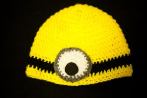 Despicable Me Minion Hat by CodiBooher