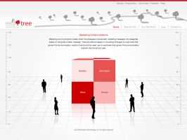 Red tree webpage by captonjohn