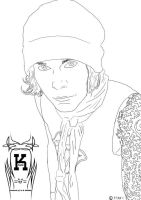 Ville Valo Trade by Khiorii