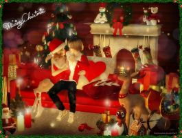 All I want for Christmas is you by Seinendre