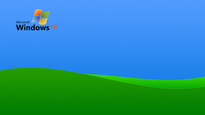Windows xp Bliss by dawso6699