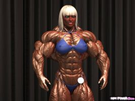 Heavyweight bodybuilder 02 by Tigersan