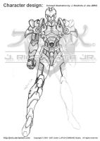 Another Concept Character... by jerix