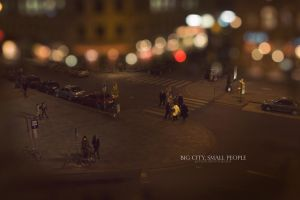 small people, big city VIII by kovazg