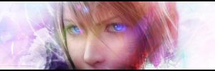 Final Fantasy XIII Lightning by Chaoticgamer