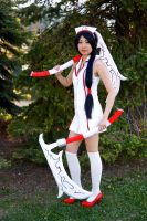 Nurse Akali Anime North 2014 by Lightning--Baron