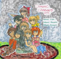 Demonic Chasers by Nicktoons4ever