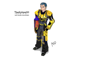 The Anzwer in MS paint by Anzwer