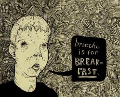 Brioche by four-thousand