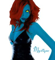 Mystique by AnimeElf