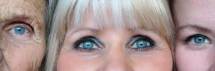 Three Generations Eye Reference Stock High res by SweediesArt