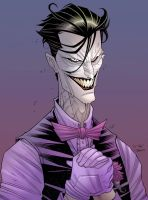 The Joker By Tradd Moore by DEADNEMO