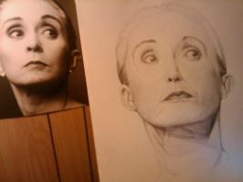 Twyla Tharp WIP by i-concur