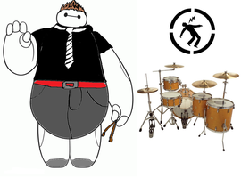 TRE-MAX! Your Personal Drummer Companion by GreenDayGirl18